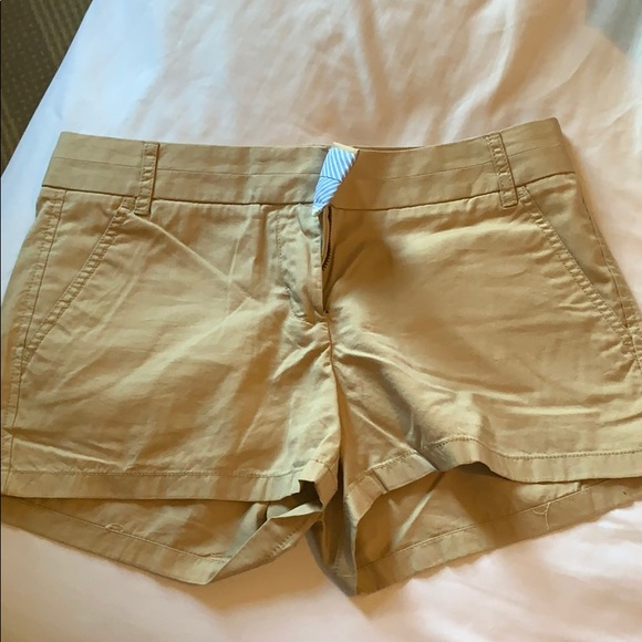 J. Crew Pants - Chino shorts